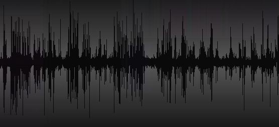 spectre sonore format WAV